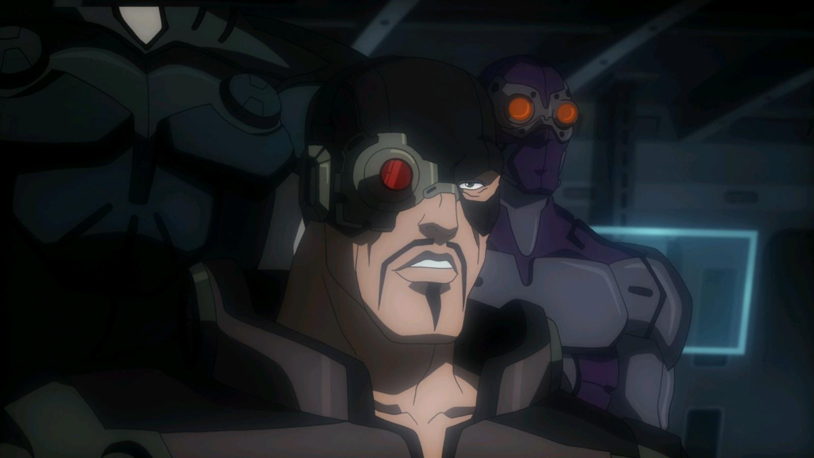 Batman Assault On Arkham (2014) 1080p BD25 7
