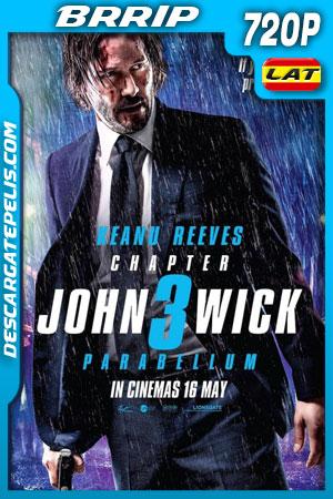 John Wick 3 Parabellum (2019) 720p BRrip Latino – Ingles