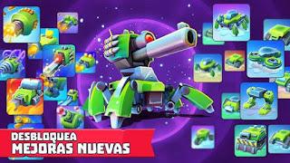 Descargar Tanks A Lot! MOD APK con Munición Infinita para Android Gratis 4