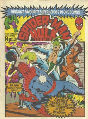 Spider-Man and Hulk Weekly #425