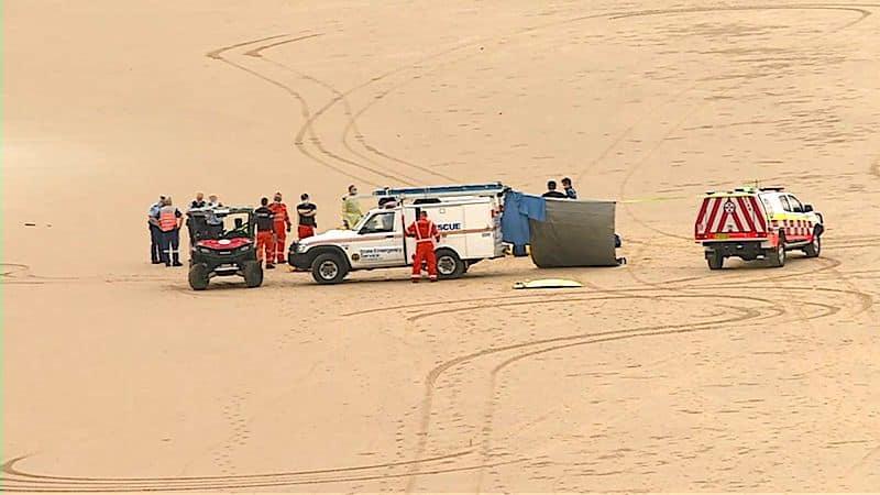 Man dies after shark attack on NSW North Coast 9 News Australia