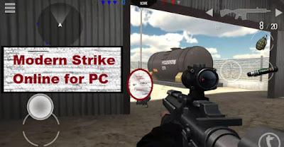Modern strike online for PC