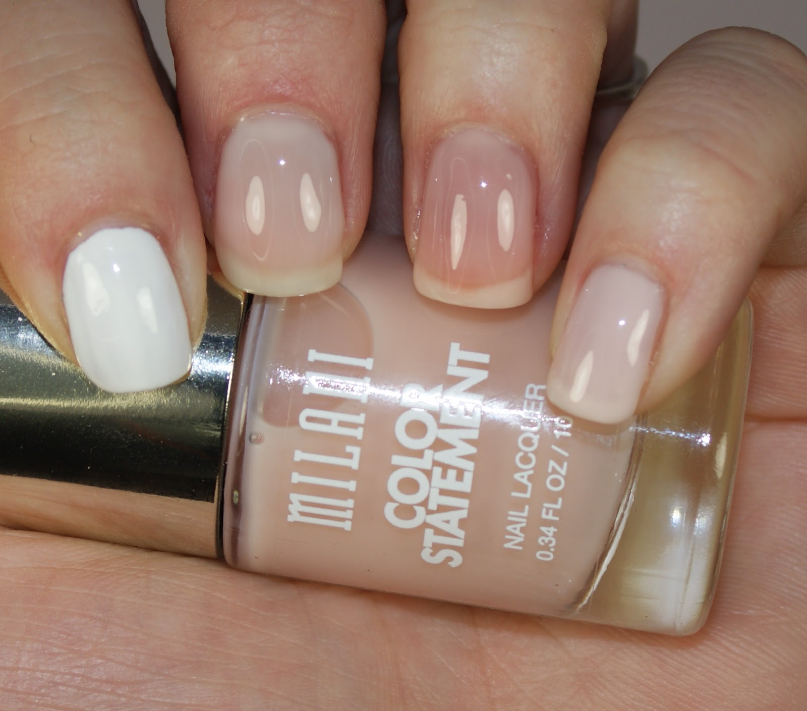 Princess Polish: Swatch and Review: Milani Color Statement Skittle Nails
