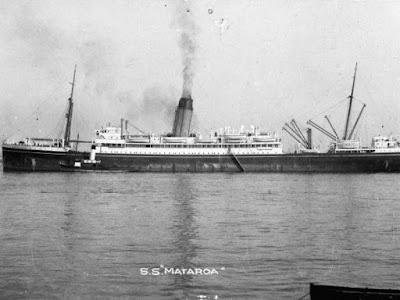 Mataroa το πλοίο της μεγάλης φυγής