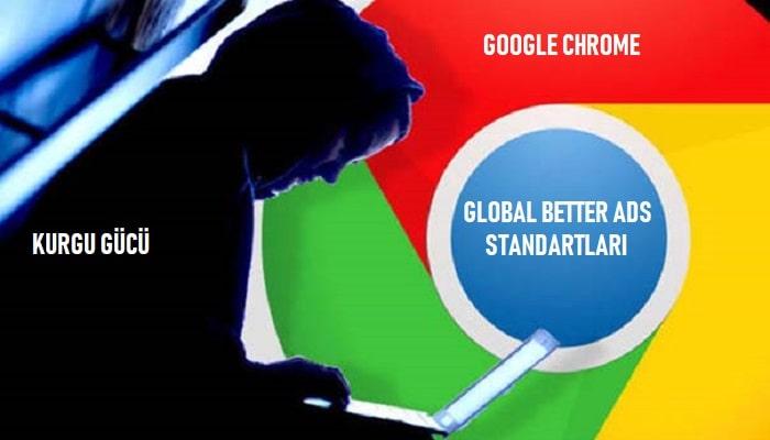 Google Chrome Global Better Ads Standartları Nelerdir ? - Kurgu Gücü