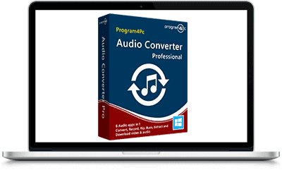 Program4Pc Audio Converter Pro 7.2 Full Version
