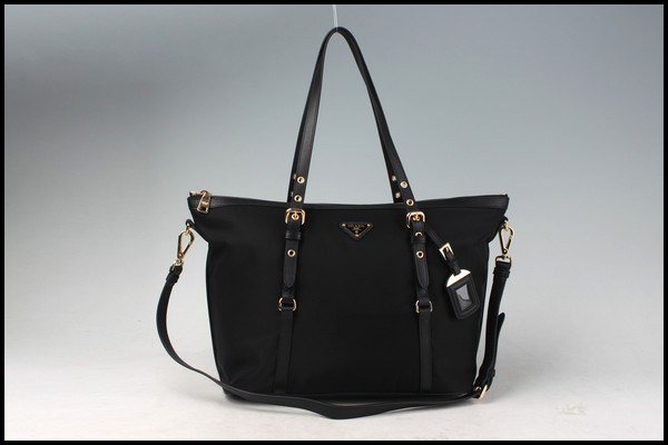 b32a7cb648ded8 Authentic Luxury Items @ Bargain Price: PRADA Nylon Jacquard Nappa Tote Bag  BR4253