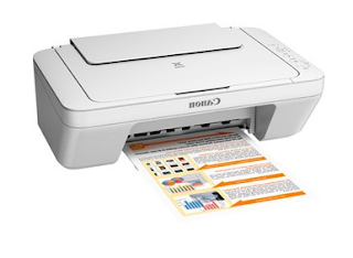 Canon PIXMA MG2570 Printer Driver