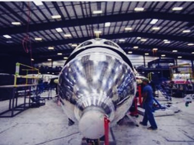 First Commercial Space Flight Plans Virgin Galactic for This Year