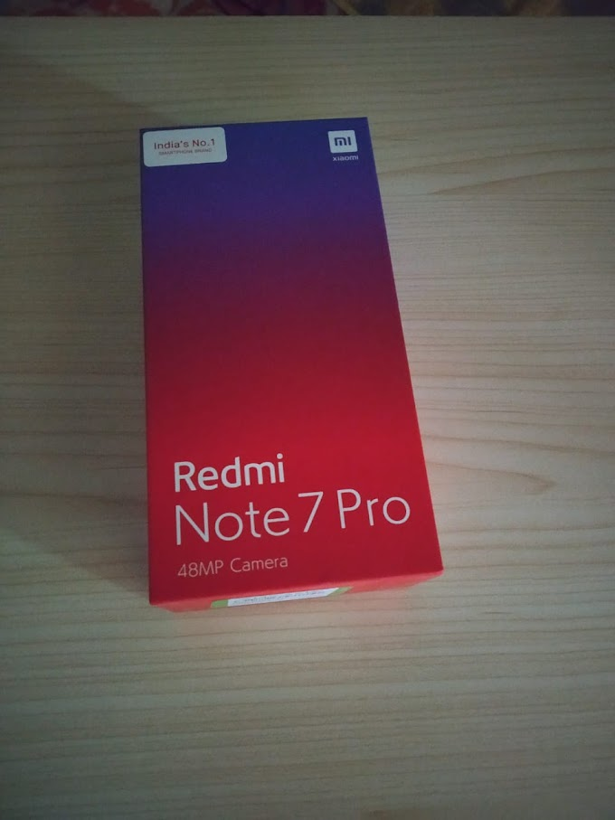 Redmi note 7 pro features 4gb and 6gb ram price in India