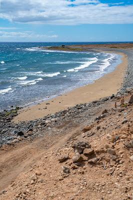 Salinas del Matorral - Pozo Izquierdo - Salinas de Tenefé | Wandern Gran Canaria 21