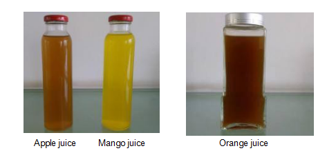 high acyl gellan gum in juice