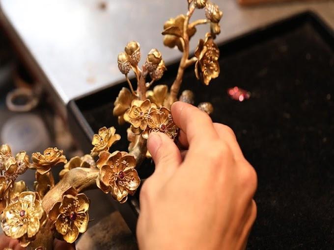 PNJ góp thêm trăm tỷ đồng vào công ty chế tác trang sức