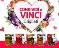 Scalzo Conserve : vinci gratis una fornitura di prodotti Grigliati per San Valentino
