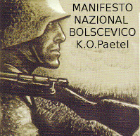 Paetel, nazionalbolscevismo, Nazbol, bolscevismo nazionale, nazional rivoluzionari