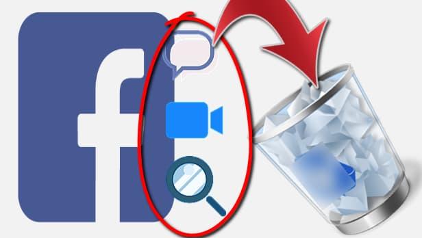 طريقة مسح سجل النشاطات في فيس بوك