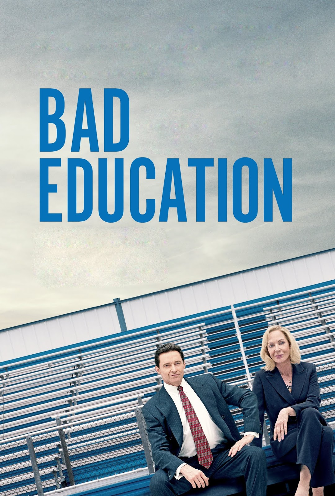 Bad Education [2019] [CUSTOM HD] [DVDR] [NTSC] [Latino]