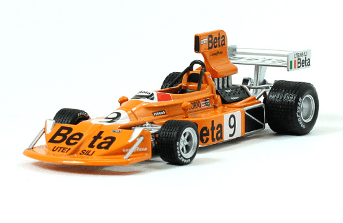 March 751 1975 Vittorio Brambilla f1 the car collection