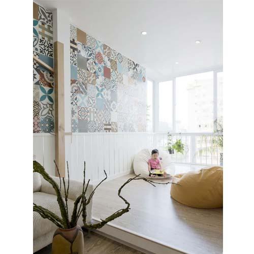 Piastrelle decorative  Arredamento facile
