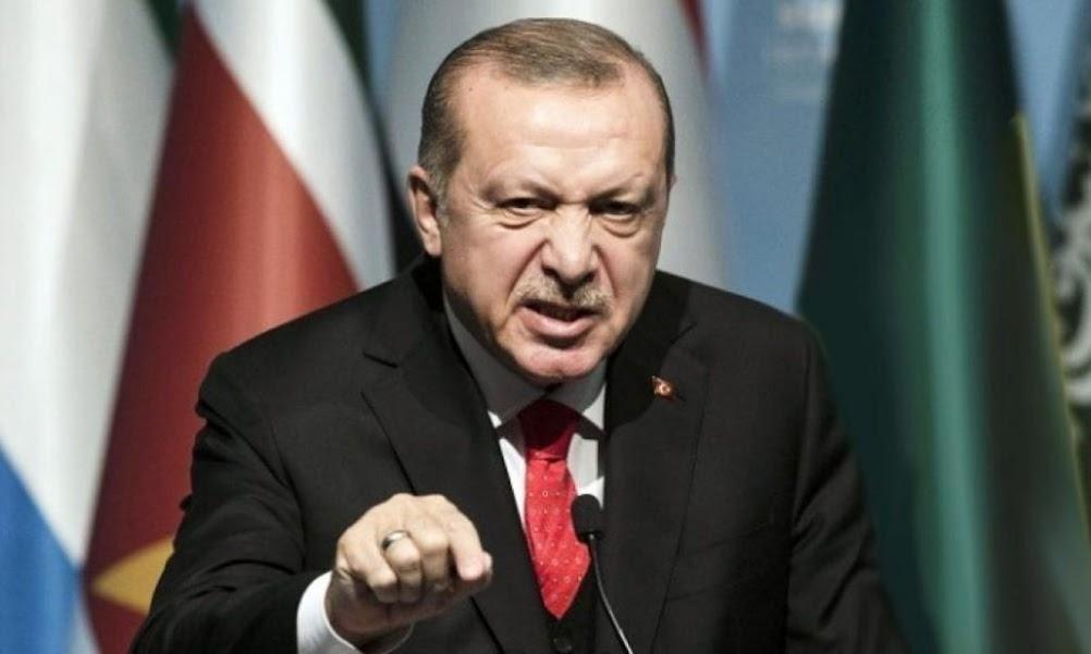 Νέα επίθεση Ερντογάν σε Γαλλία και ΗΠΑ