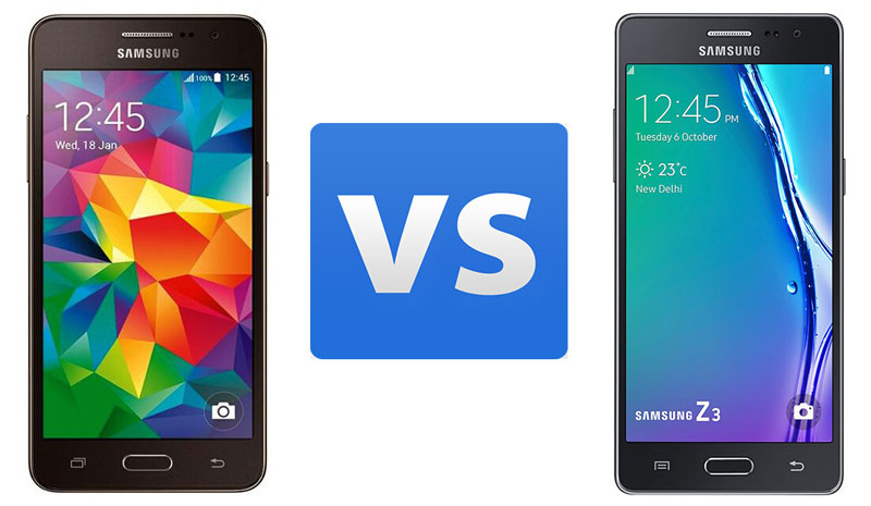 Samsung Z3 Vs Samsung Grand Prime: Budget Smartphones