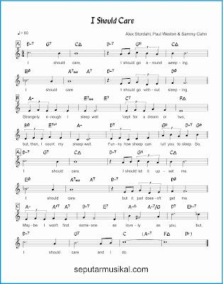 i should care lagu jazz standar