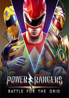 Power Rangers Battle for the Grid Collectors Edition Torrent (PC)