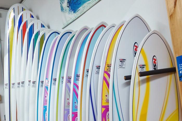 bic surfboard tweedehands