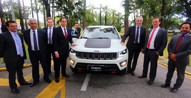Goiana: Jeep reforça Pernambuco no mercado de exportação