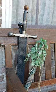 shillelagh and sword