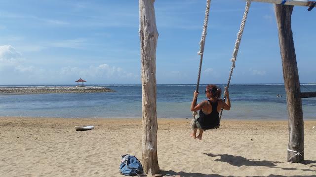 spiaggia Sanur Bali