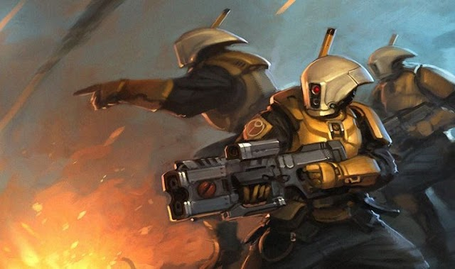 Specialists rules, Astra Militarum, Tyranids, Tau and some Necrons and Video Reviews