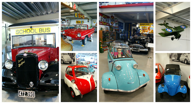Vintage Cars at the Hamilton Classics Museum New Zealand Review