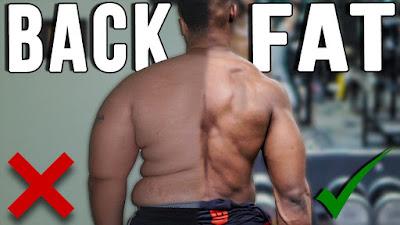 lower back fat loss