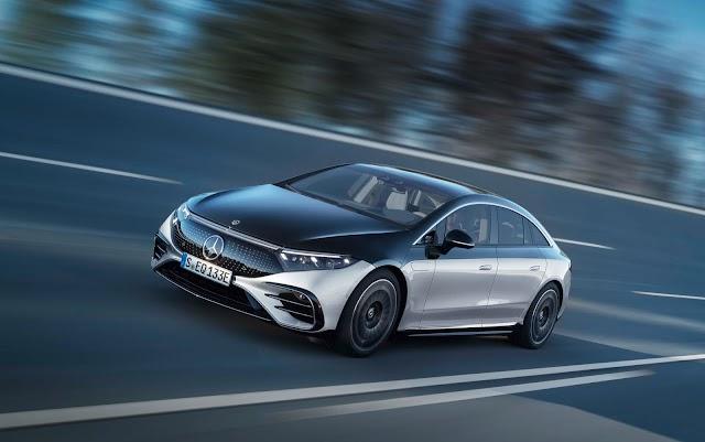 MOTOR. El Mercedes EQS más eficiente que otros modelos eléctricos, ¿por qué?