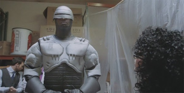 Our RObocop Remake
