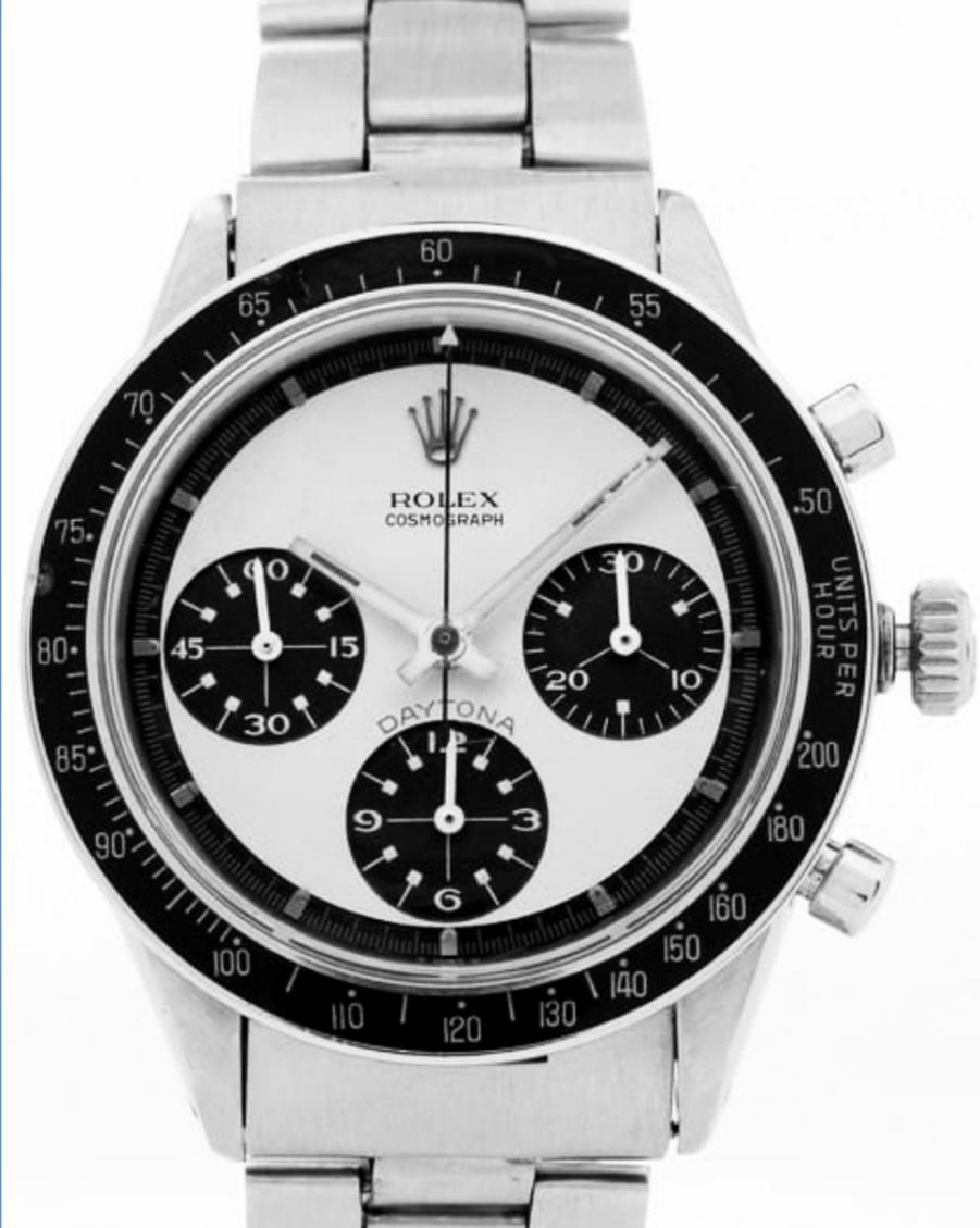 Paul Newman's timepiece