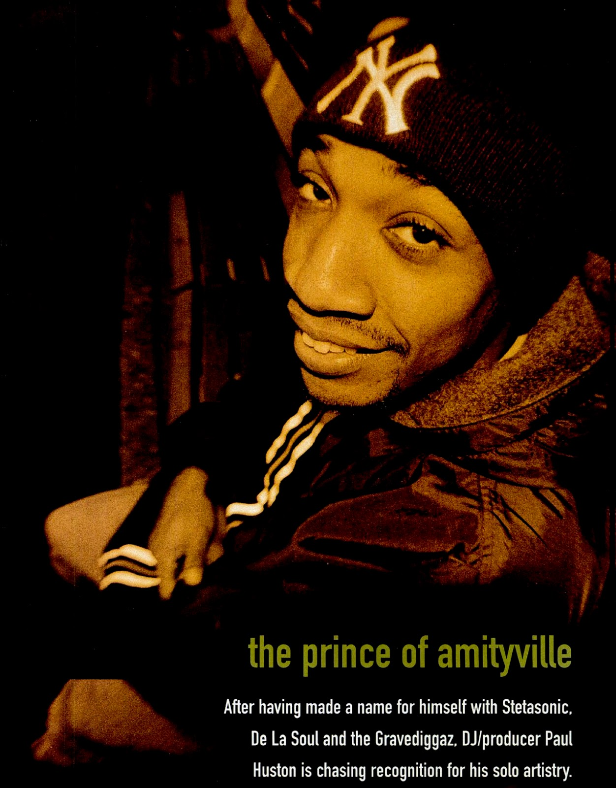 Prince Paul CMJ March 1999