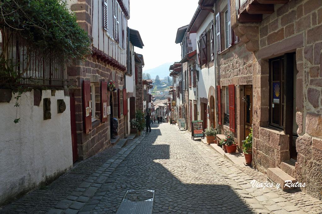 Calles de San Juan de Pie de Puerto