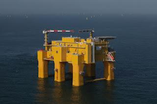 ABB si aggiudica un mega ordine nel Mare del Nord