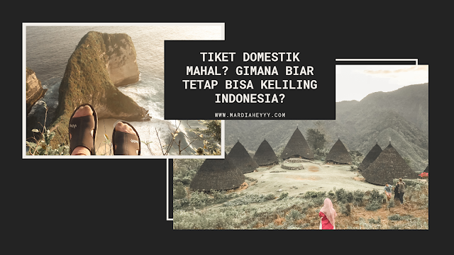 traveling keliling indonesia murah