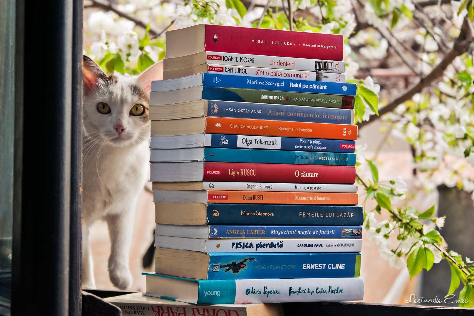recomandări de lectură cărți