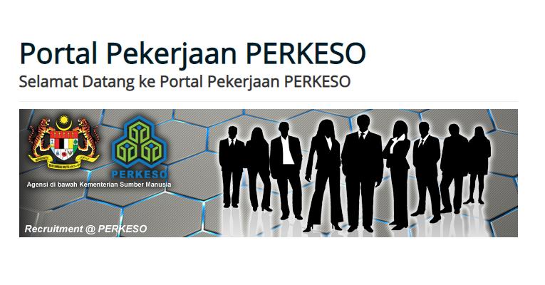 Jawatan Kosong di PERKESO 2020