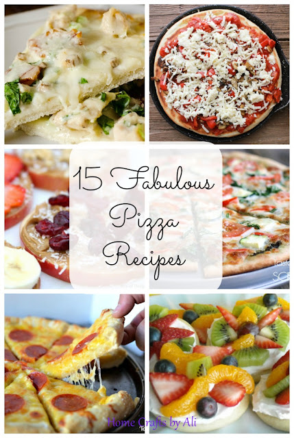 national pizza day recipes kids fruit fun dessert dough appetizers snacks cheese 15