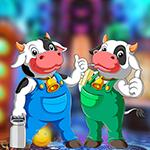 Games4King -  G4K Delectable Friends Escape