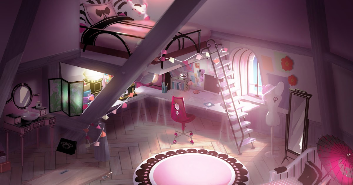 Miraculous Ladybug Marinette S Room Related Keywords