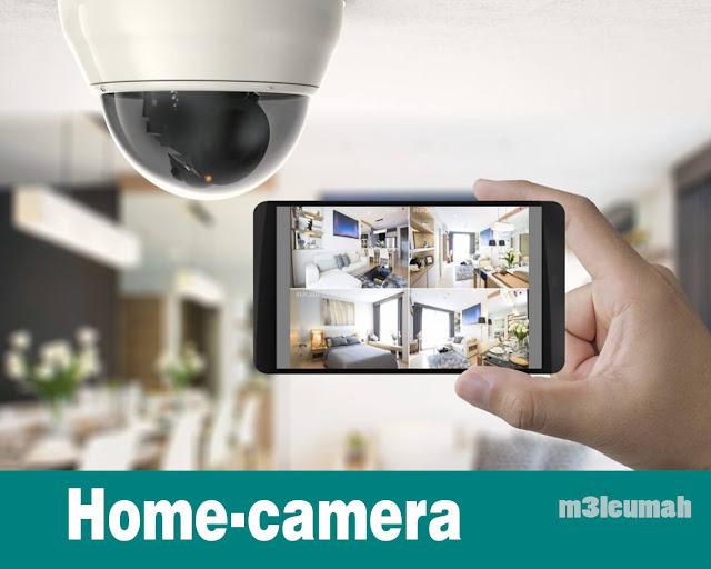 تقنية مراقبة المنزل من خلال  الأنترنت