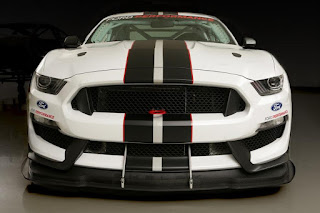 Shelby FP350S 2017 Front