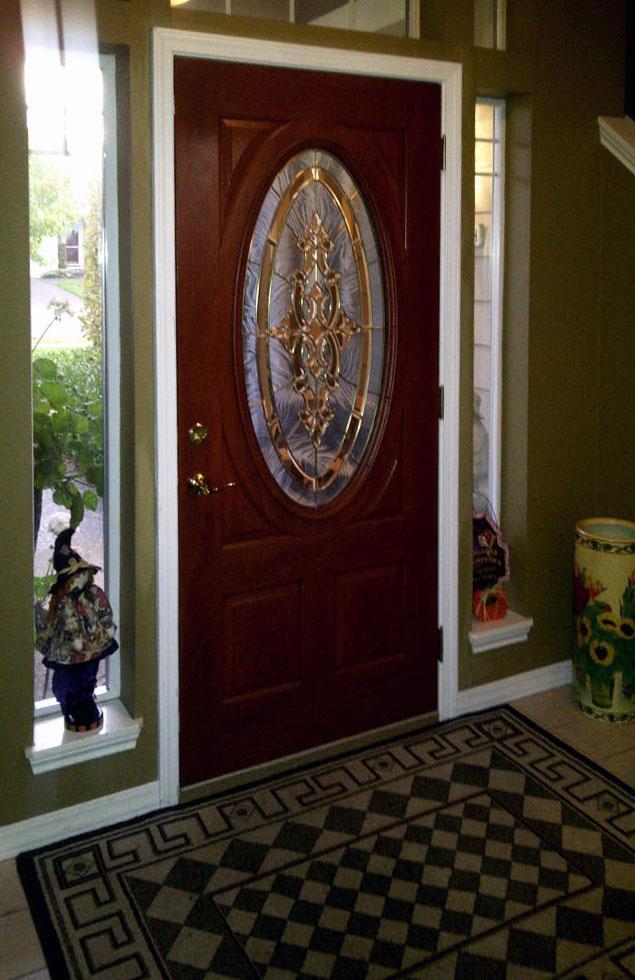 In Real Life Silverdale Exterior Door