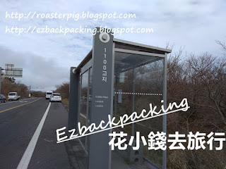 濟州公車一日遊:1100公路巴士站